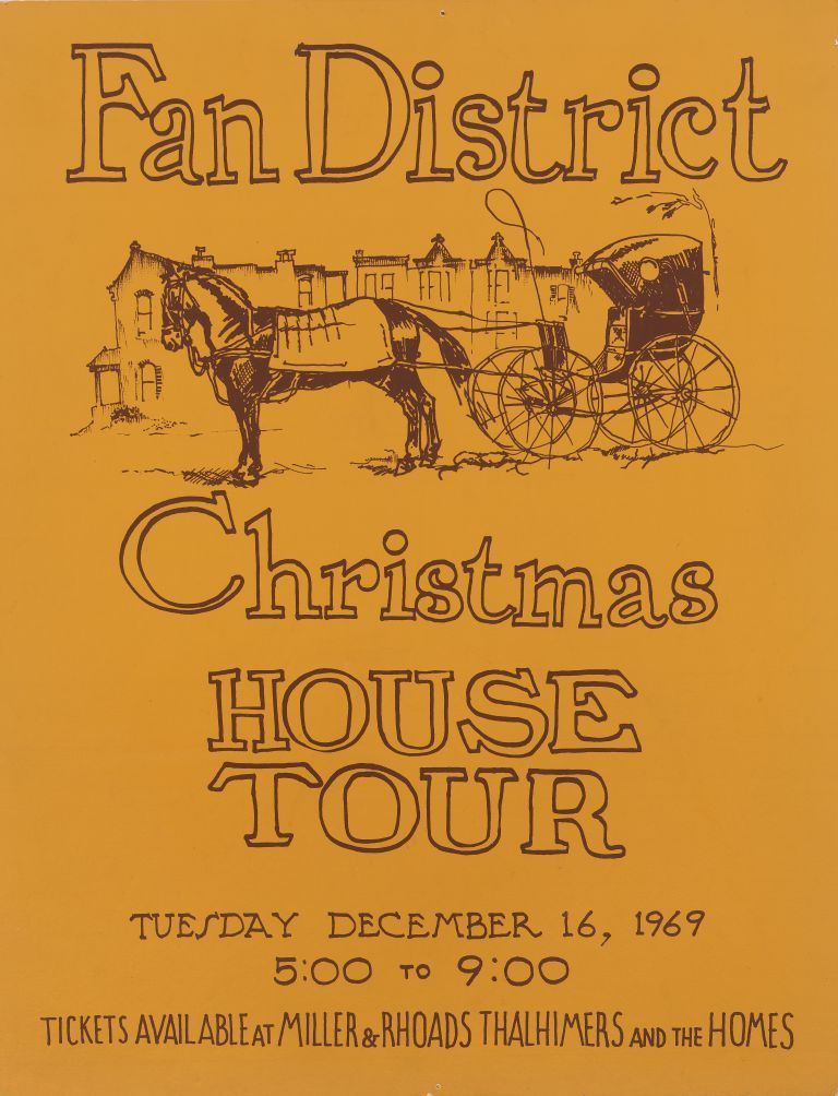 C1:128  Fan District Association Poster and Ephemera Collection
