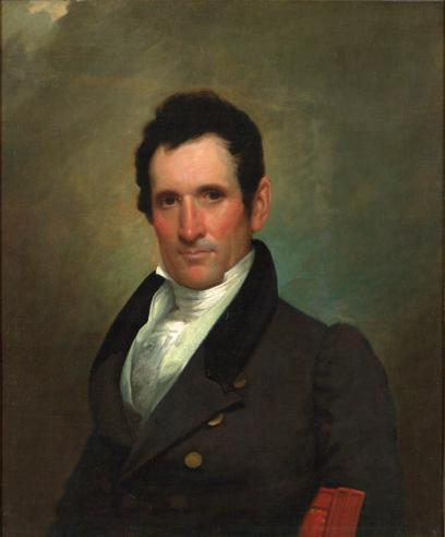 David Campbell, attributed to Flavius J. Fisher, mid-19th century