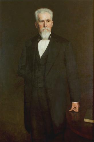 Frederick William Mackey Holliday, by Thomas C. Corner, 1897